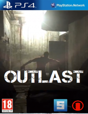 Cover Outlast (PS4)