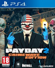 Cover Payday 2: Crimewave Edition (PS4)