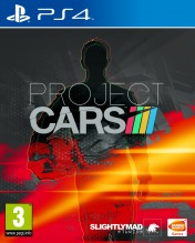 Cover Project Cars (PS4)