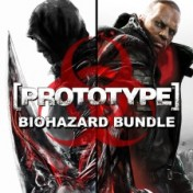 Cover Prototype: Biohazard Bundle (PS4)