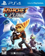 Cover Ratchet & Clank