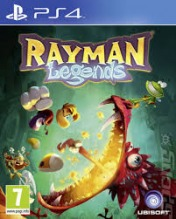 Cover Rayman Legends (PS4)