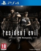 Cover Resident Evil HD Remaster (PS4)
