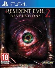 Cover Resident Evil Revelations 2