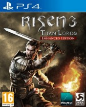 Cover Risen 3: Titan Lords - Enhanced Edition
