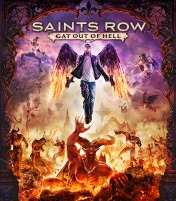 Cover Saints Row: Gat Out of Hell (PS4)