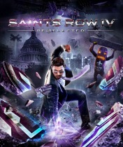 Cover Saints Row IV: Re-Elected (PS4)