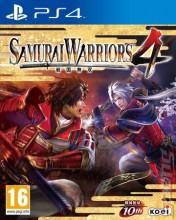 Cover Samurai Warriors 4