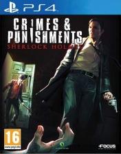 Cover Sherlock Holmes: Crimes & Punishments