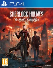 Cover Sherlock Holmes: The Devil's Daughter