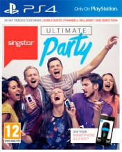 Cover SingStar: Ultimate Party