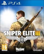 Cover Sniper Elite III (PS4)