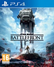 Cover Star Wars: Battlefront (PS4)