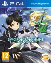 Cover Sword Art Online: Lost Song