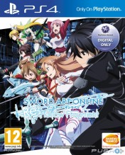 Cover Sword Art Online Re: Hollow Fragment