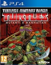 Cover Teenage Mutant Ninja Turtles: Mutants in Manhattan (PS4)