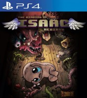 Cover The Binding of Isaac: Rebirth (PS4)