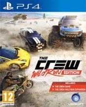 Cover The Crew: Wild Run Edition