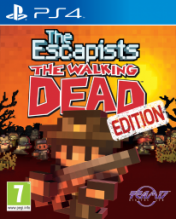 Cover The Escapists: The Walking Dead (PS4)