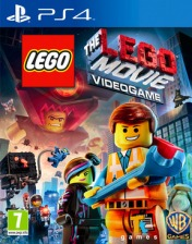 Cover The LEGO Movie Videogame (PS4)