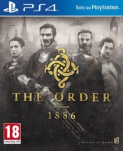 Cover The Order: 1886 (PS4)