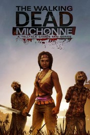 Cover The Walking Dead: Michonne