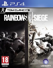 Cover Tom Clancy's Rainbow Six Siege (PS4)