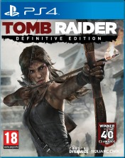 Cover Tomb Raider Definitive Edition (PS4)