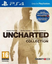 Cover Uncharted: The Nathan Drake Collection (PS4)