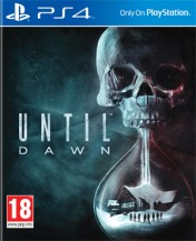 Cover Until Dawn (PS4)