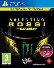 Cover Valentino Rossi The Game