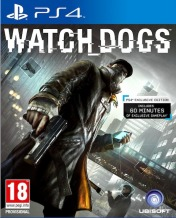 Cover Watch Dogs (PS4)