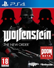 Cover Wolfenstein: The New Order (PS4)