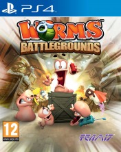 Cover Worms Battlegrounds