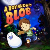 Cover A Boy and His Blob