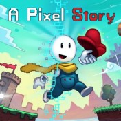 Cover A Pixel Story