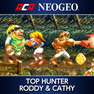 Cover ACA NeoGeo - Top Hunter: Roddy & Cathy