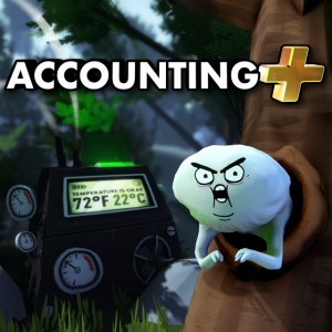 Cover Accounting+ (PS4)