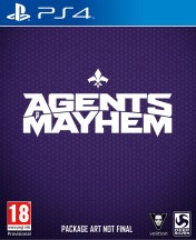 Cover Agents of Mayhem