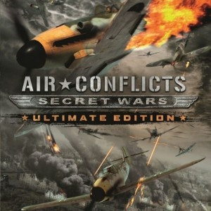 Cover Air Conflicts: Secret Wars - Ultimate Edition