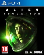 Cover Alien: Isolation (PS4)