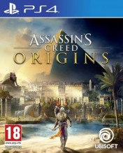 Cover Assassin's Creed Origins (PS4)