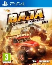 Cover Baja: Edge of Control HD