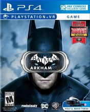 Cover Batman: Arkham VR