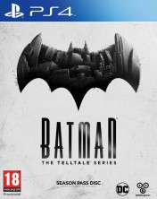 Cover Batman: The Telltale Series (PS4)