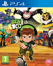 Cover Ben 10 (PS4)