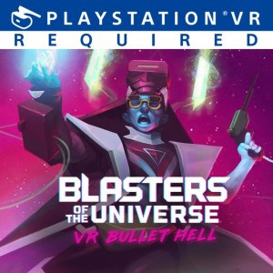 Cover Blasters of the Universe