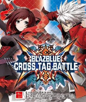 Cover BlazBlue: Cross Tag Battle (PS4)