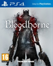 Cover Bloodborne (PS4)