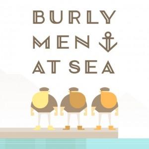Cover Burly Men At Sea